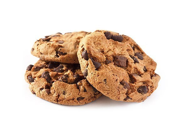MOOYAH Chocolate Chip Cookies