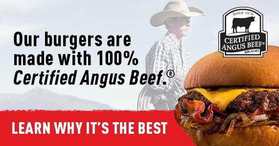 Featured Burger Promo Image