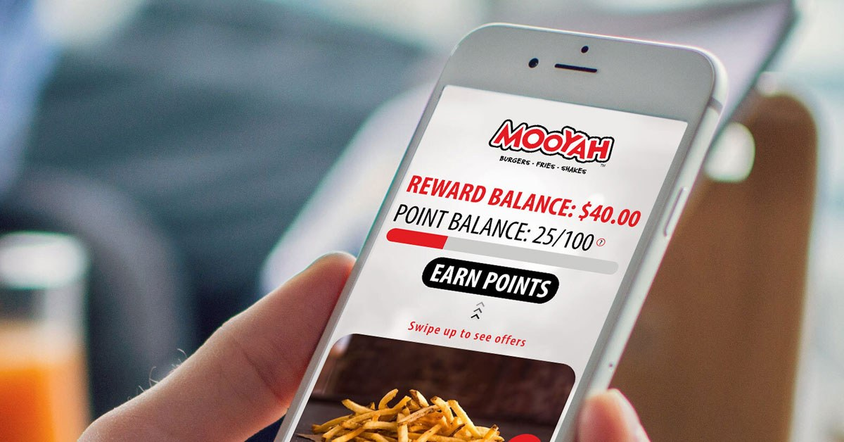Deals & Coupons on the Rewards App