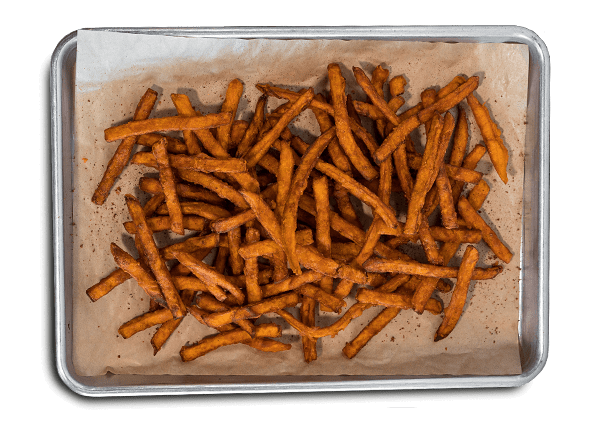 MOOYAH Sweet Potato Fries