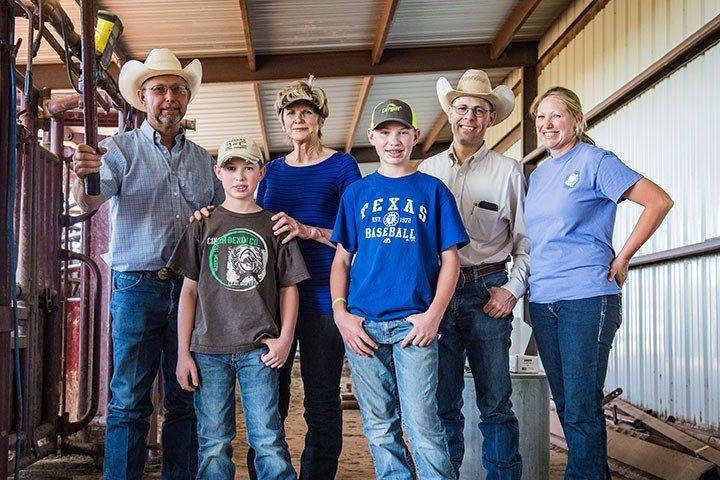 The Olson Family
