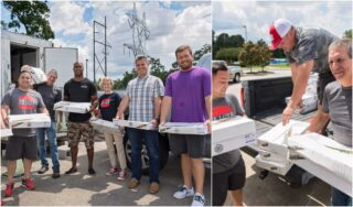 Franchise Partners Donate to Louisiana Flood Relief Efforts