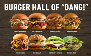 """The Burger Hall of """"Dang!"""" is back."""