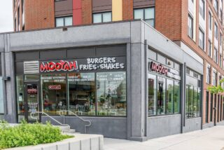 MOOYAH Opens in Boston MA