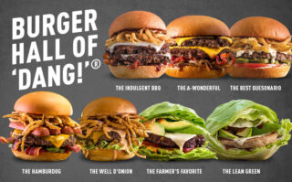 """The Burger Hall of """"Dang!"""" is better than ever."""