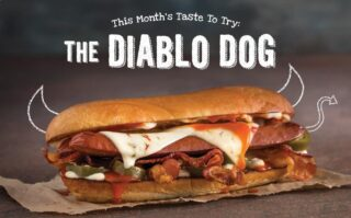 Knocking It Out of the Park with The Diablo Dog