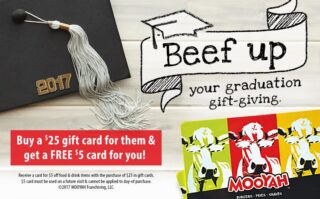 Give a Graduation Gift With Some Meat to It