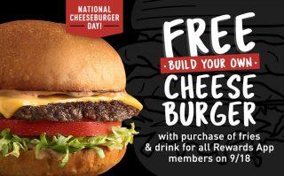 National Cheeseburger Day 2020