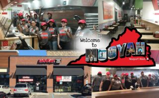 MOOYAH Opens in Newport News, VA