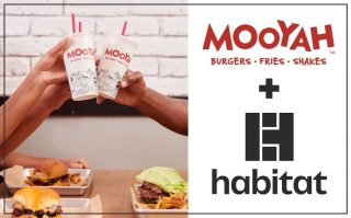 MOOYAH + Agency Habitat