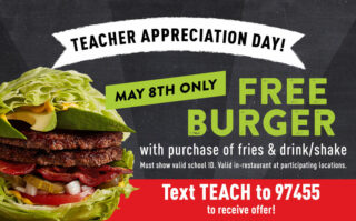 MOOYAH Celebrates Teachers