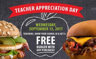 MOOYAH Celebrates Teachers