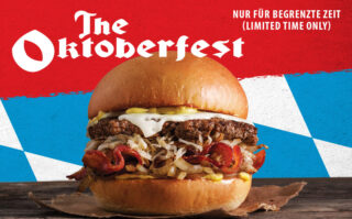 The Oktoberfest Is Here!