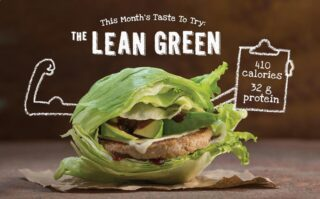 The Lean Green is Here