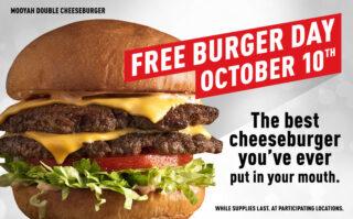 Free Burger Day