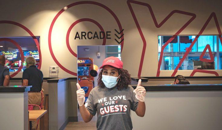 MOOYAH Arcade Team Member Safety