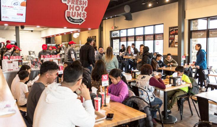 Mooyah Best Burger Blue Bell Pa Restaurant