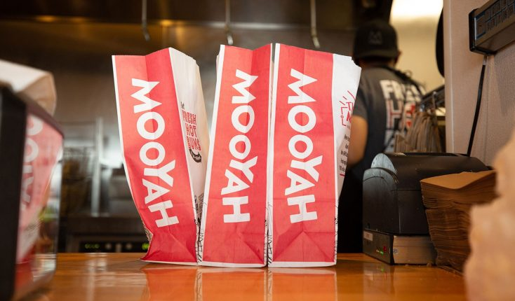 MOOYAH Best Burger Delivery Fitchburg