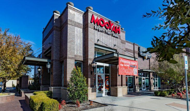 MOOYAH Best Burger Frisco TX
