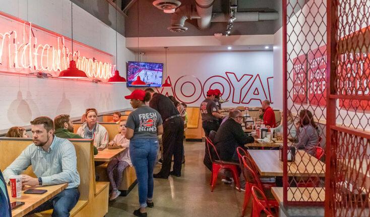 Mooyah Best Burger Restaurant Hoover Al