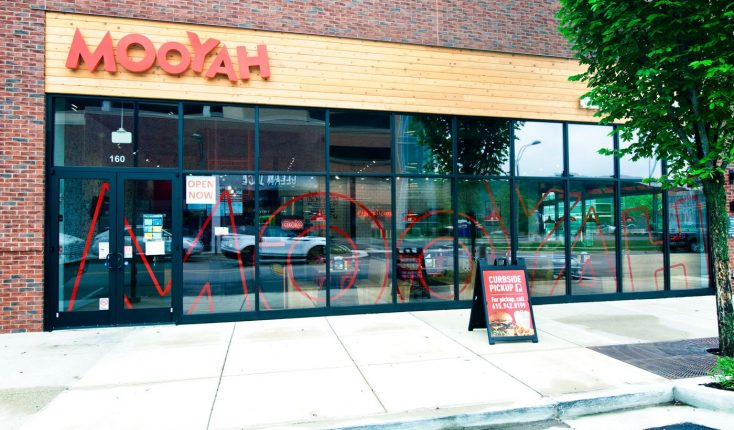 MOOYAH Brentwood Burger Fries Shakes Ridiculicious