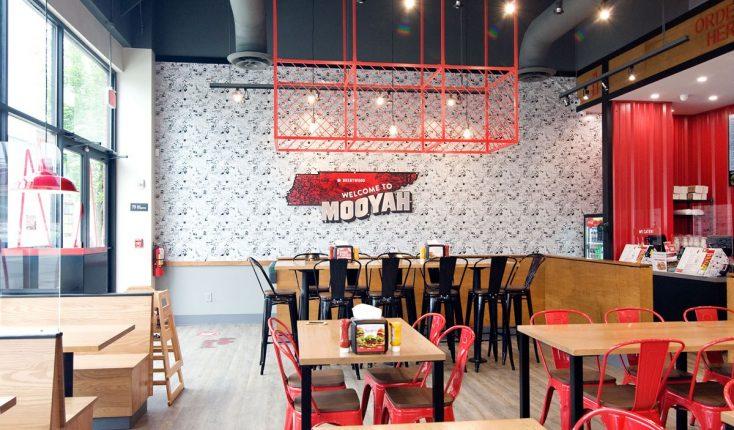MOOYAH Brentwood TN Best Burger Restaurant