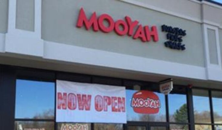 Best burgers in Briarcliff Manor New York MOOYAH Chilmark Shopping Center