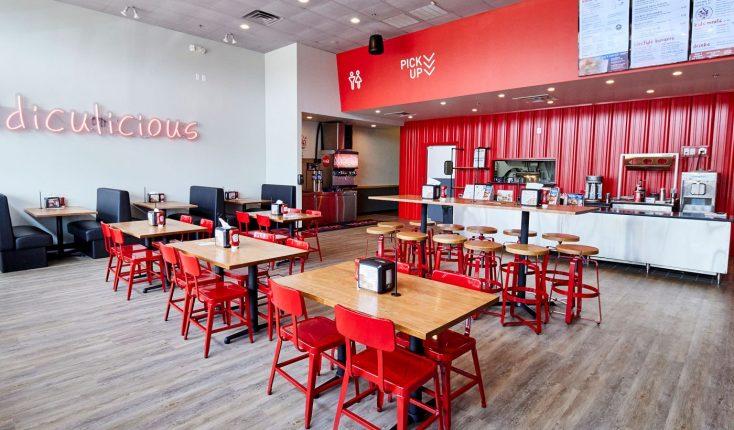 MOOYAH Colleyville Best Burger Restaurant