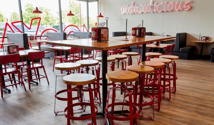 MOOYAH Colleyville Ridiculicious Restaurant
