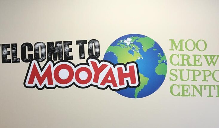 MOOYAH Corporate Headquarters World Mooyah Hq In Plano Texas