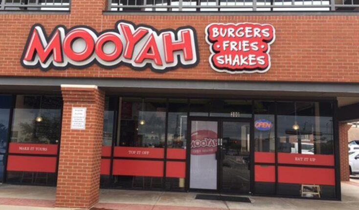 Best burgers in Denton TX