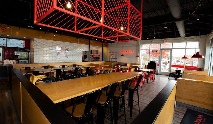 MOOYAH Fitchburg Best Burger Restaurant