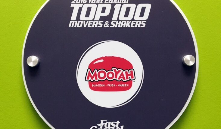 MOOYAH Franchise Fast Casual Top 100 Movers And Shakers Best Franchise
