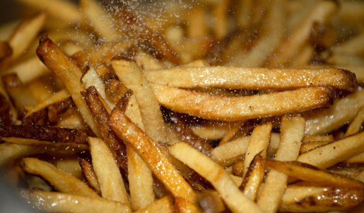MOOYAH Hand Cut Famous Fries Fitchburg
