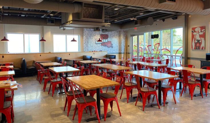 Mooyah Metairie Best Burger Restaurant