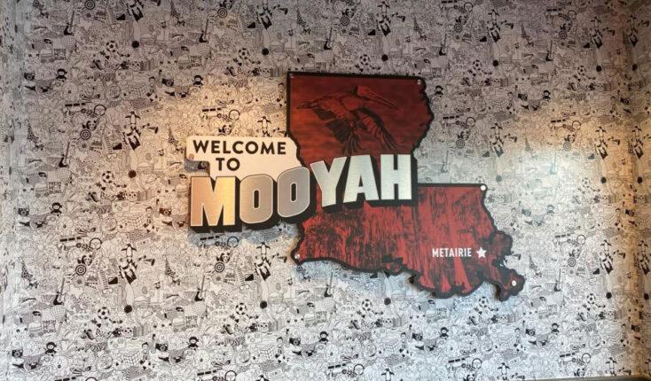 Mooyah Metairie Welcome Best Burger