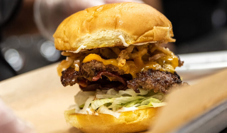 Mooyah Middleburg Heights Best Burger