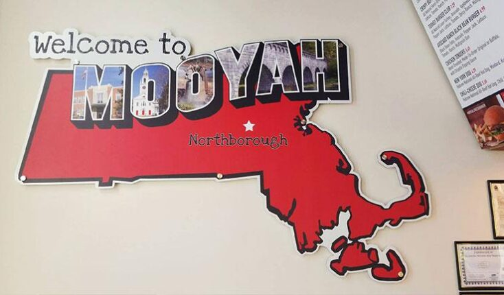 MOOYAH Northborough Massachusetts best burger restaurant