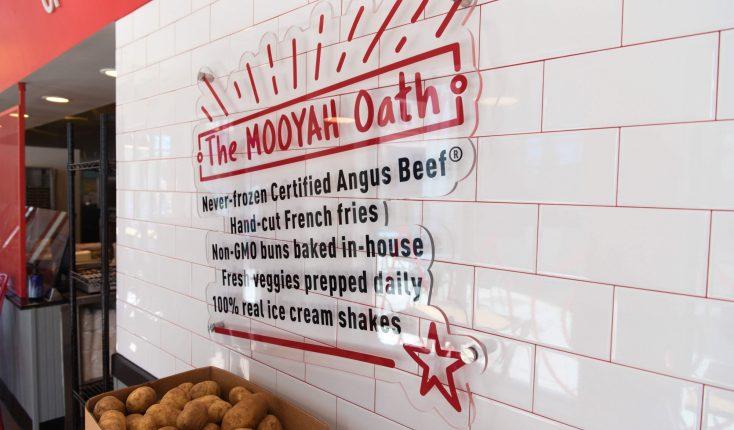 MOOYAH Oath Fresh Ingredients UCONN CT