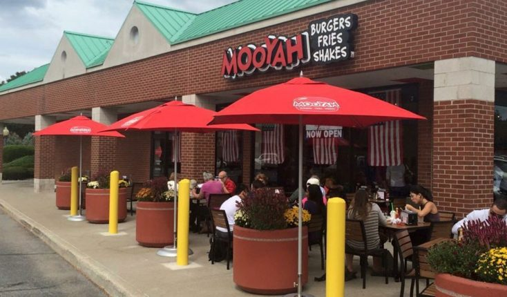 MOOYAH Old Tappan Best Burger