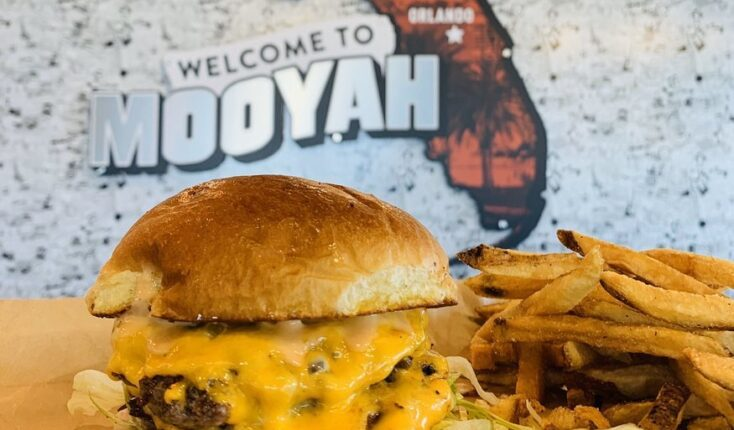 Mooyah Orlando Best Burger