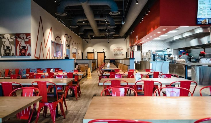 MOOYAH Orlando I Drive Restaurant Best Burger