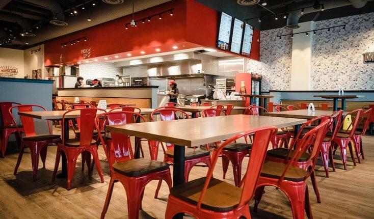 MOOYAH Orlando Restaurant Best Burger