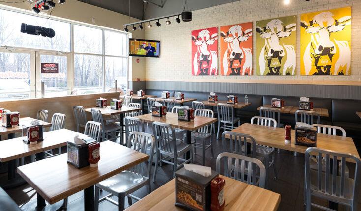 MOOYAH Restaurant Mansfield MA