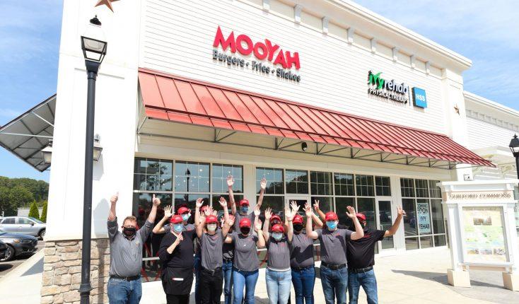 MOOYAH Team Best Burger Guilford CT