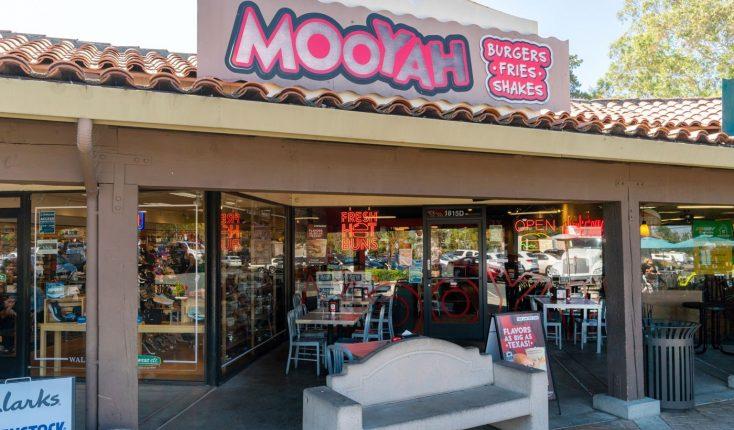 MOOYAH Walnut Creek Burger Restaurant