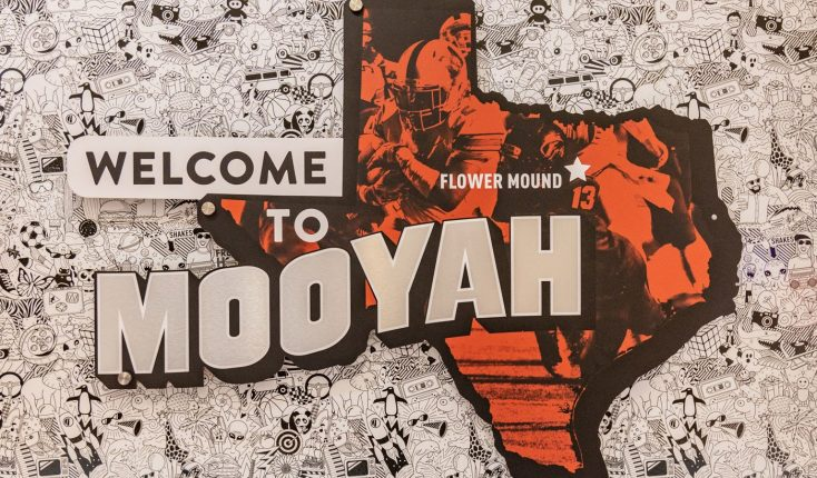 MOOYAH Welcome to Flower Mound TX