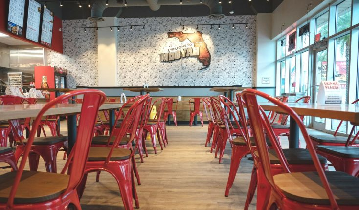 MOOYAH Welcome to International Drive