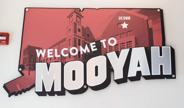 MOOYAH Welcome to UCONN