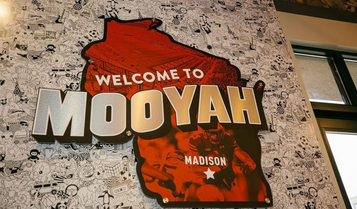 MOOYAH West Madison Junction Road Welcome